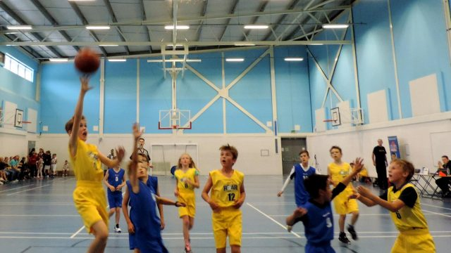 ROAR u12 Herefordshire basketball Gloucester