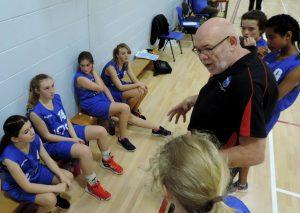 Roar Hereford girls basketball