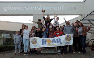 Roar Basketball Herefordshire juniors