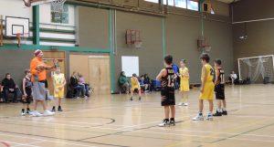 Hereford Basketball club ROAR basketball